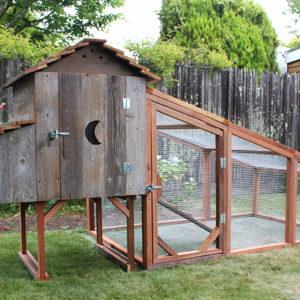Cottage Coop Front