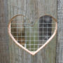 Heart  Door Motif