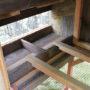 Hen House Interior Shot