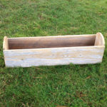 34 Inch Round Top Window Box