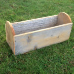 22 Inch Round Top Window Box